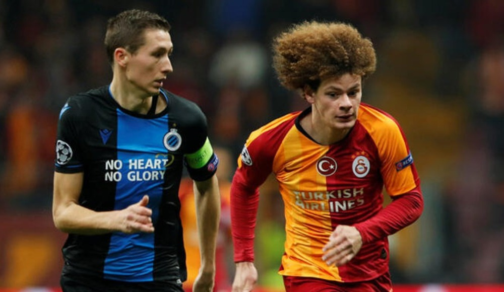 Erencan Yardımcı tesellisi! Galatasaray...