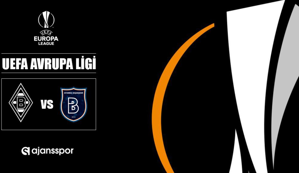 M'Gladbach - Başakşehir maçı şifresiz izle!