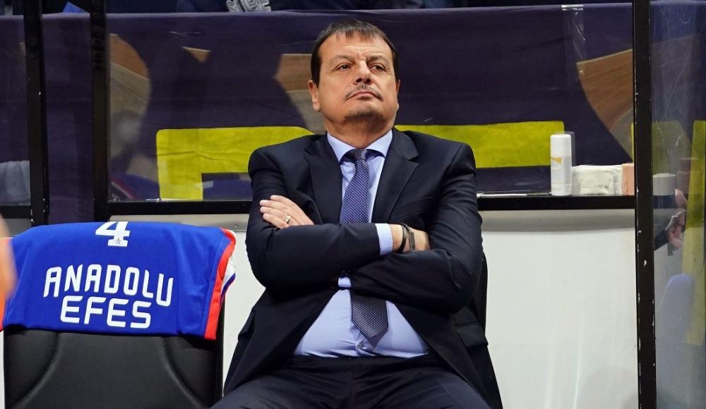"""Ergin Ataman: """"Oyun planımızı sahaya yansıtmamız gerekiyor"""""""