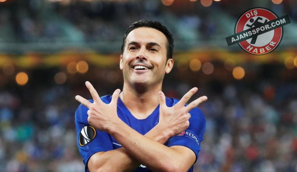 Barcelona'da Pedro sesleri!