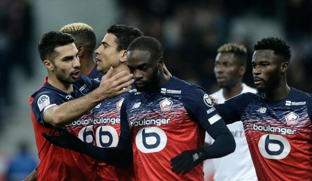 Lille, sahasında kazandı!