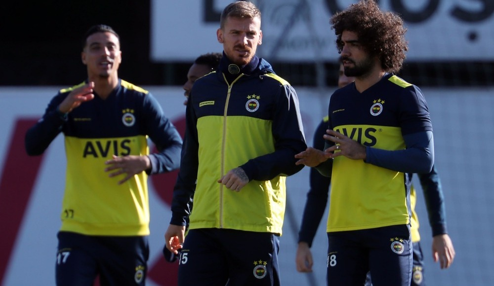 Fenerbahçe, Sivasspor maçına hazır!