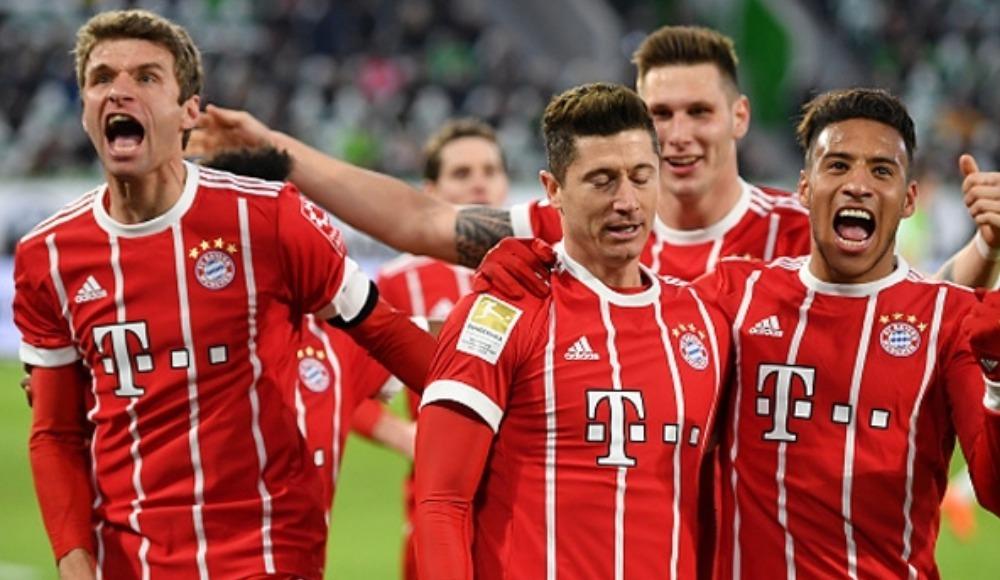 Bayern Münih - Werder Bremen (Canlı Skor)