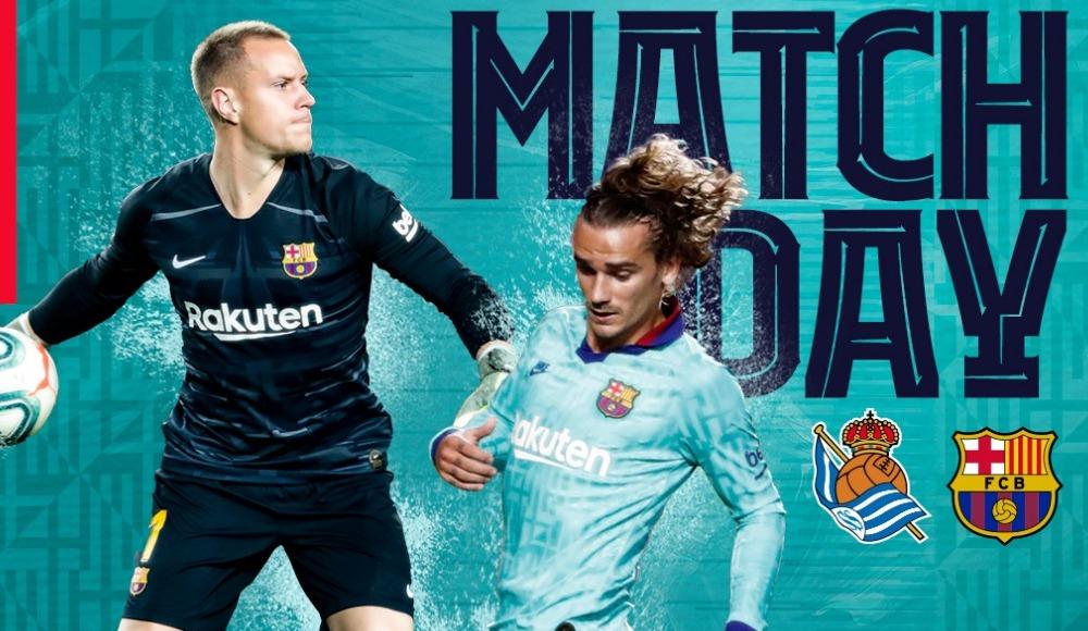 Real Sociedad - Barcelona (Canlı Skor)