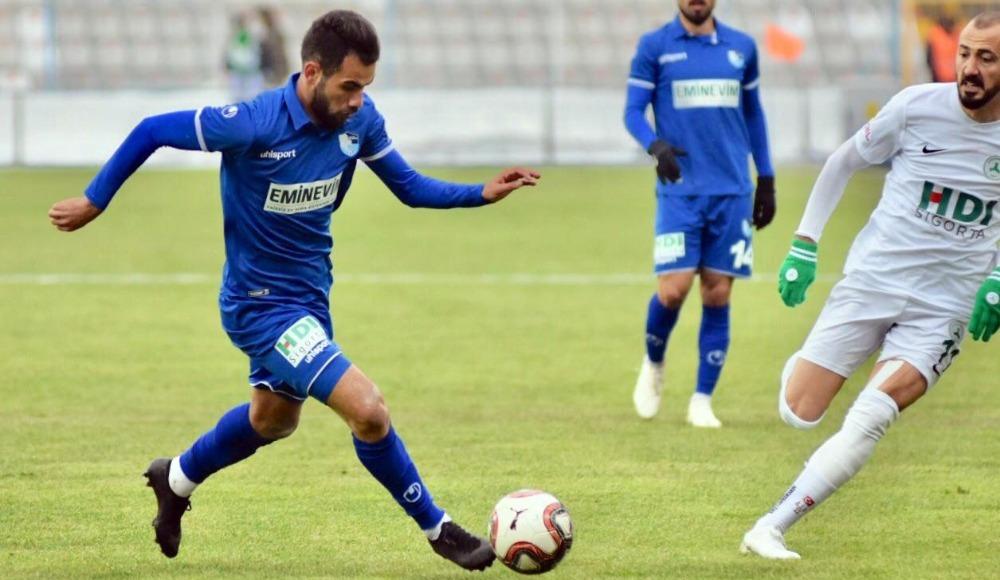 Erzurumspor, Giresunspor'u mağlup etti