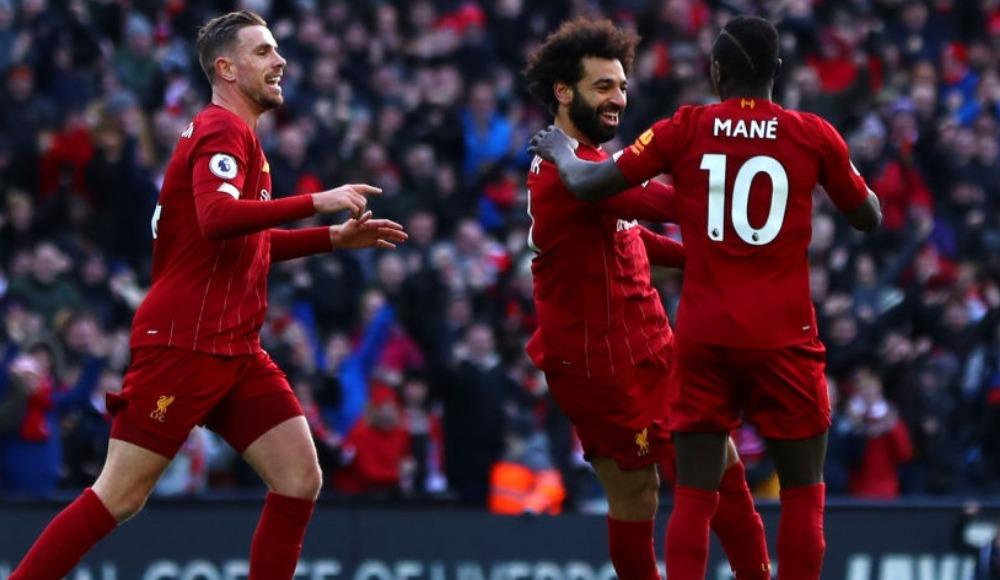 Liverpool kayıpsız şekilde yoluna devam ediyor! 2-0