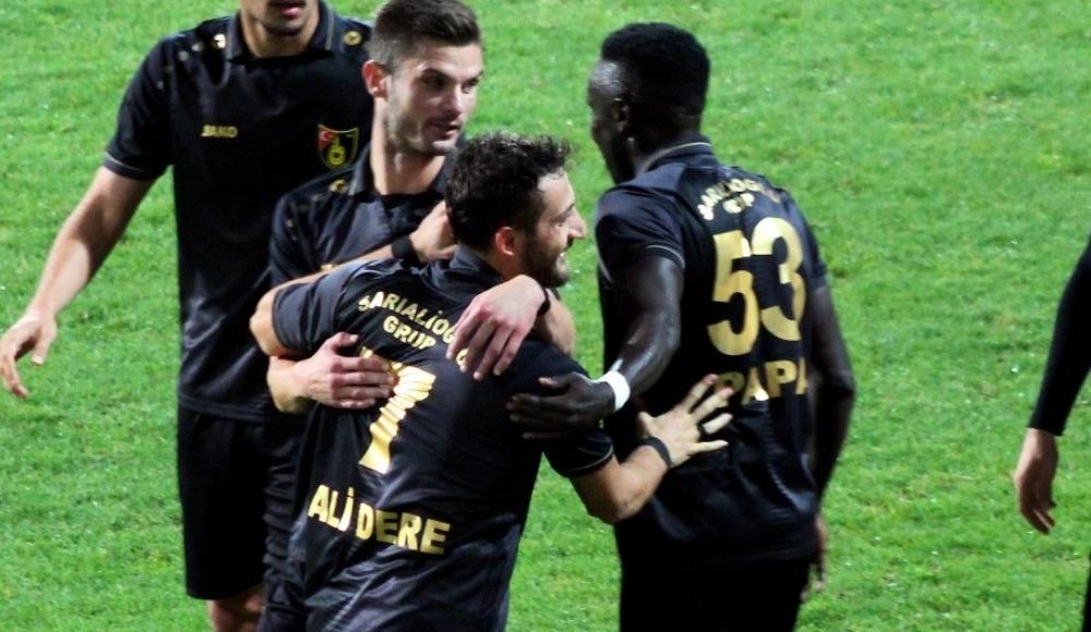 İstanbulspor, Eskişehirspor'u tek golle geçti! 1-0