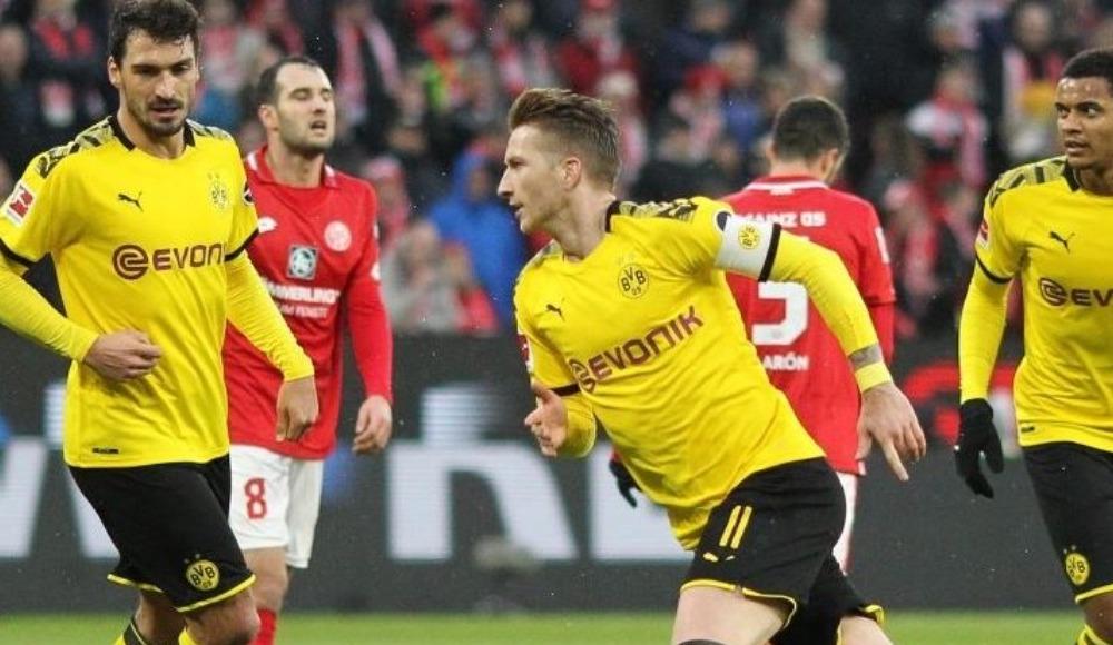 Dortmund deplasmanda farka koştu!