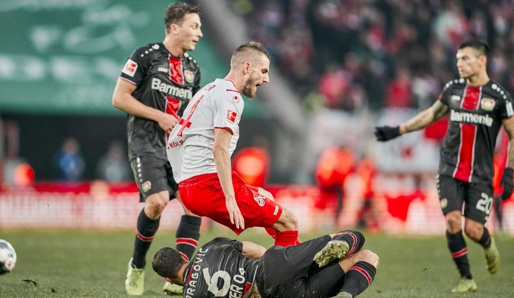 Köln 9 dakikada kazandı! 2-0