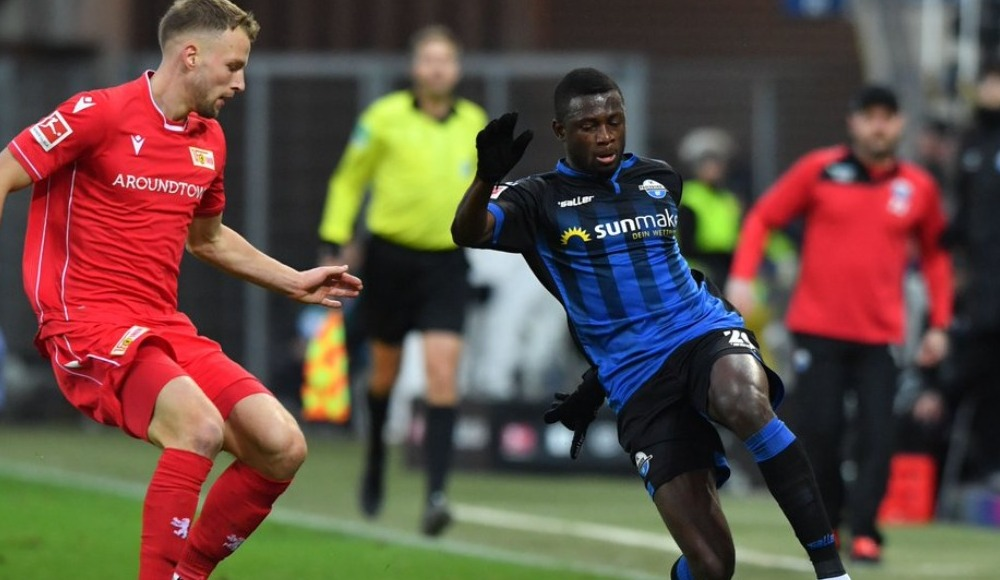 Paderborn - Union Berlin maçında kazanan çıkmadı! 1-1