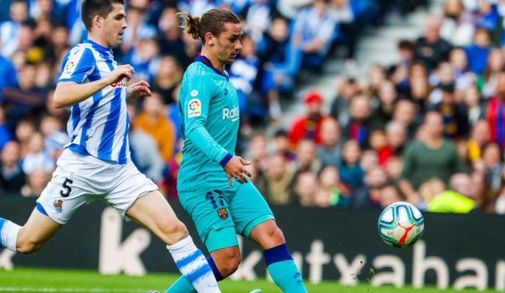 El Clasico öncesi Barcelona'dan kritik puan kaybı! 2-2