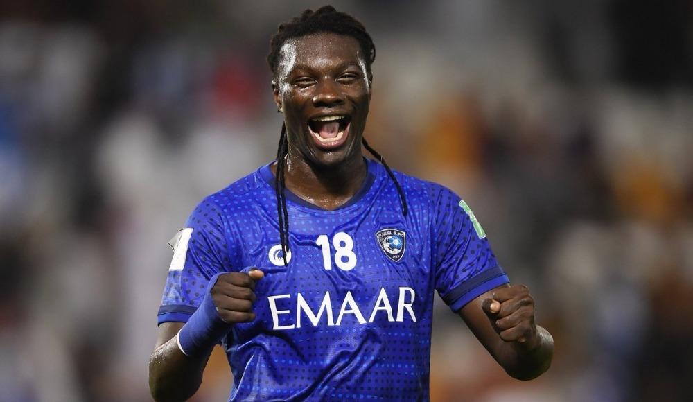 Gomis attı; El-Hilal yarı finale yükseldi