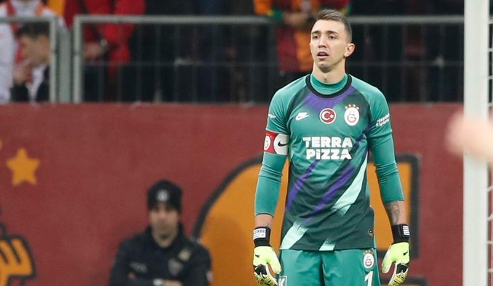 Galatasaray formasıyla 350. maç! Muslera...