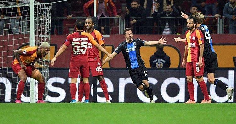 Gençlerbirliği ve C. Brugge karşısında gol atamadı