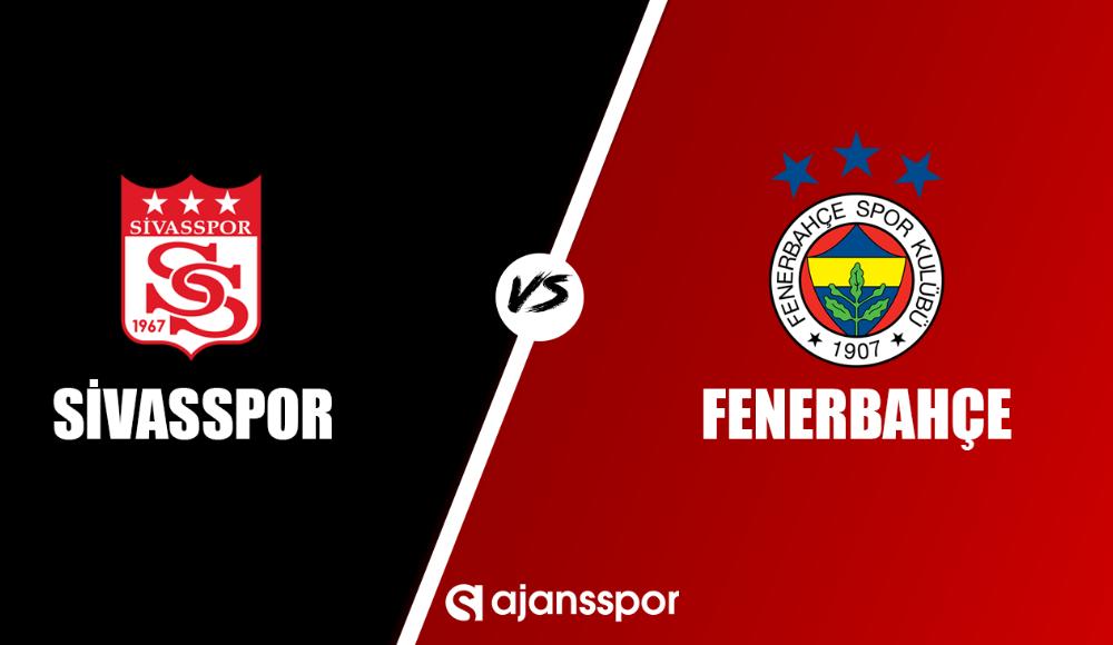 Sivasspor - Fenerbahçe (Şifresiz izle)