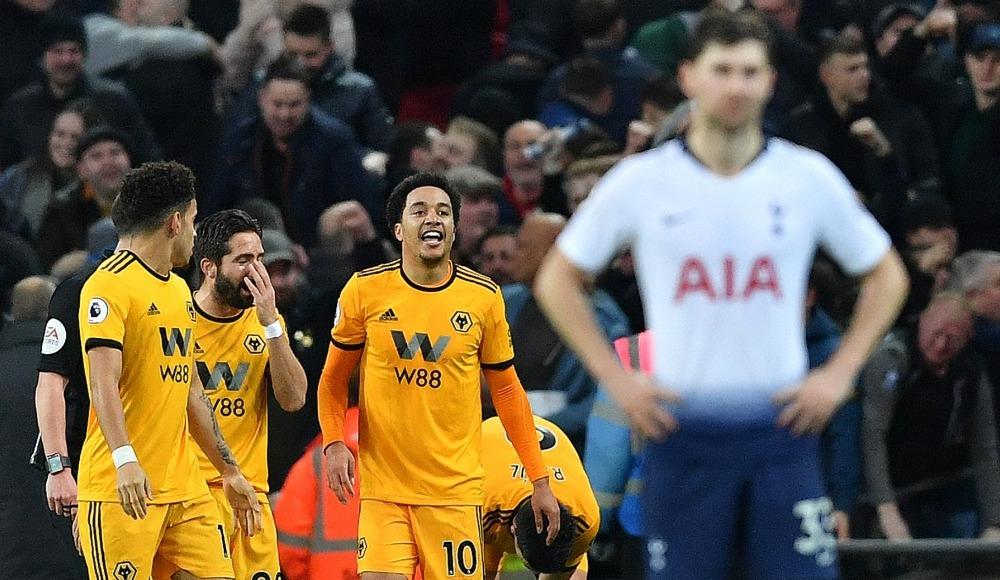 Wolves - Tottenham (Canlı Skor)