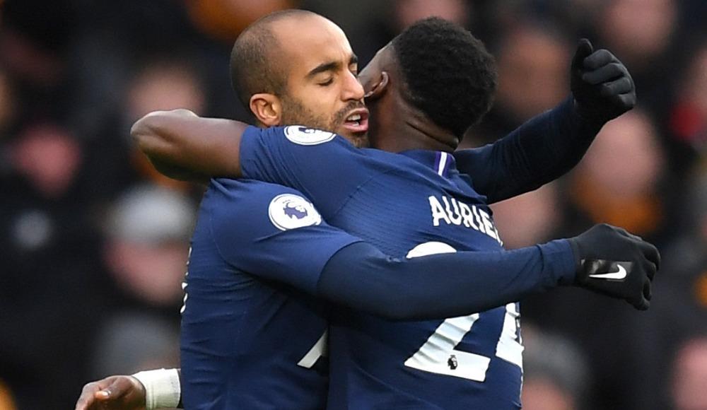 Tottenham son dakika golüyle kazandı