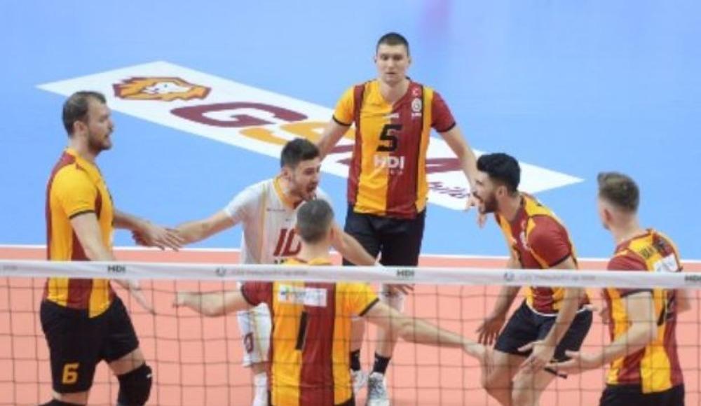 Galatasaray voleybolda lider!