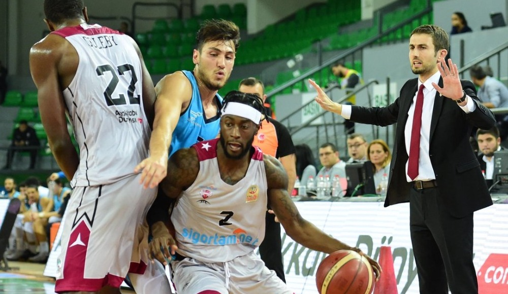 Türk Telekom, deplasmanda Sigortam.net İTÜ Basket'i devirdi