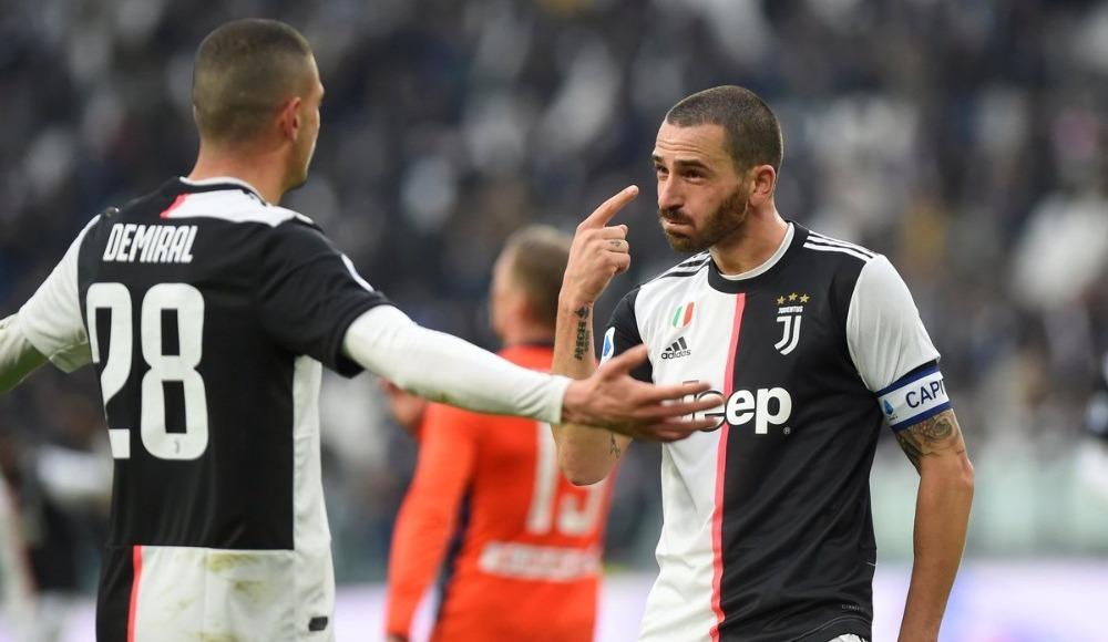 13-16 Aralık haftası / Merih Demiral Juventus'ta ilk 11'e adını yazdırdı