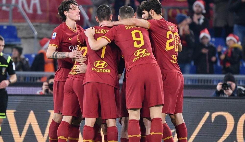 Roma ikinci yarı açıldı! 3-1