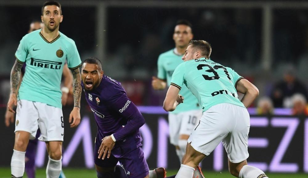 Vlahovic, Inter'i son dakikada yıktı