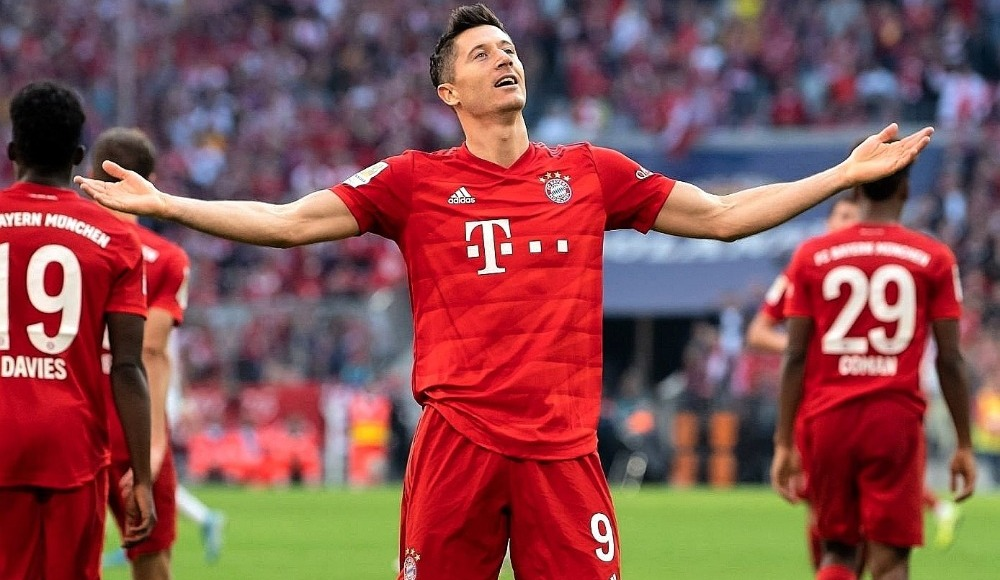 Bayern Münihli futbolcu Lewandowski ameliyat edilecek
