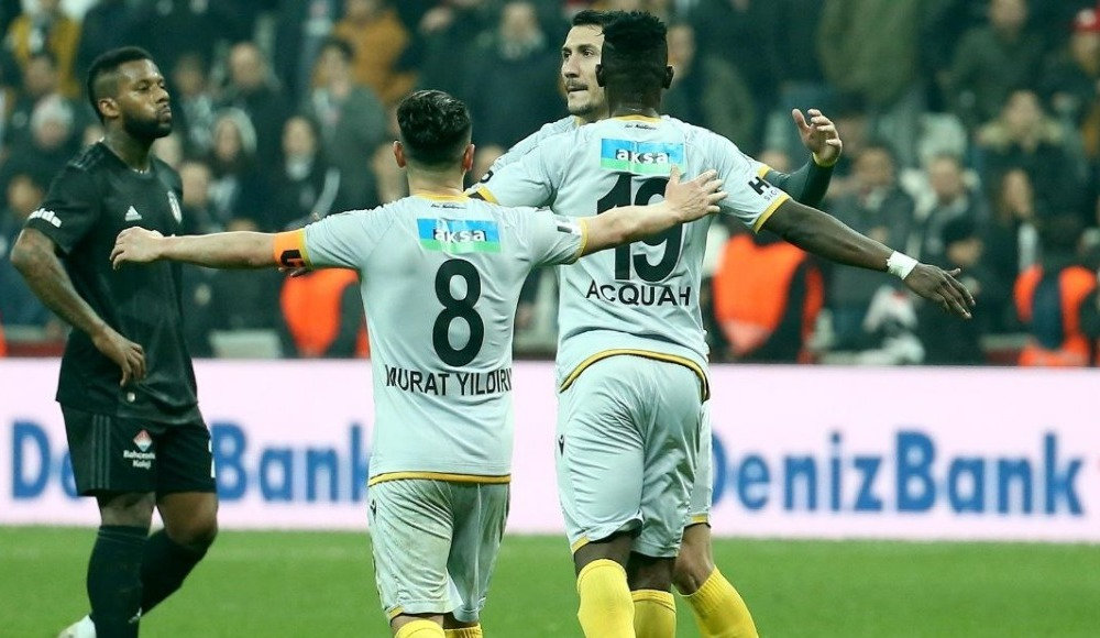 """Yeni Malatyaspor'dan açıklama: """"Oyun değil, skor memnun etti"""""""