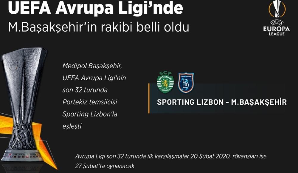 Başakşehir'in rakibi Lizbon'u tanıyalım