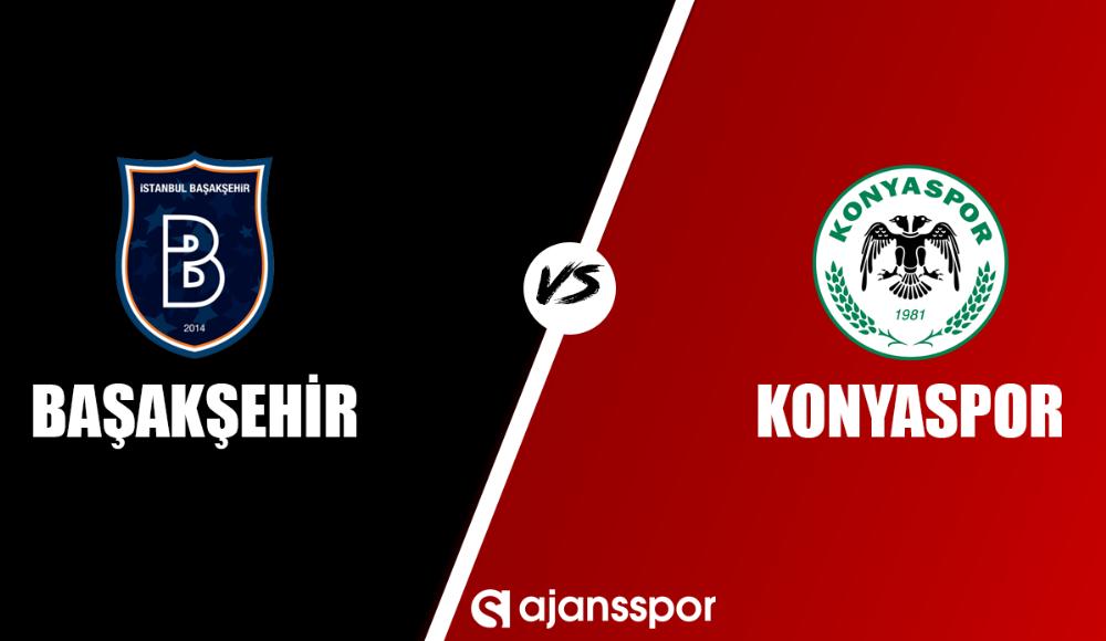 Başakşehir - Konyaspor (Canlı Skor)