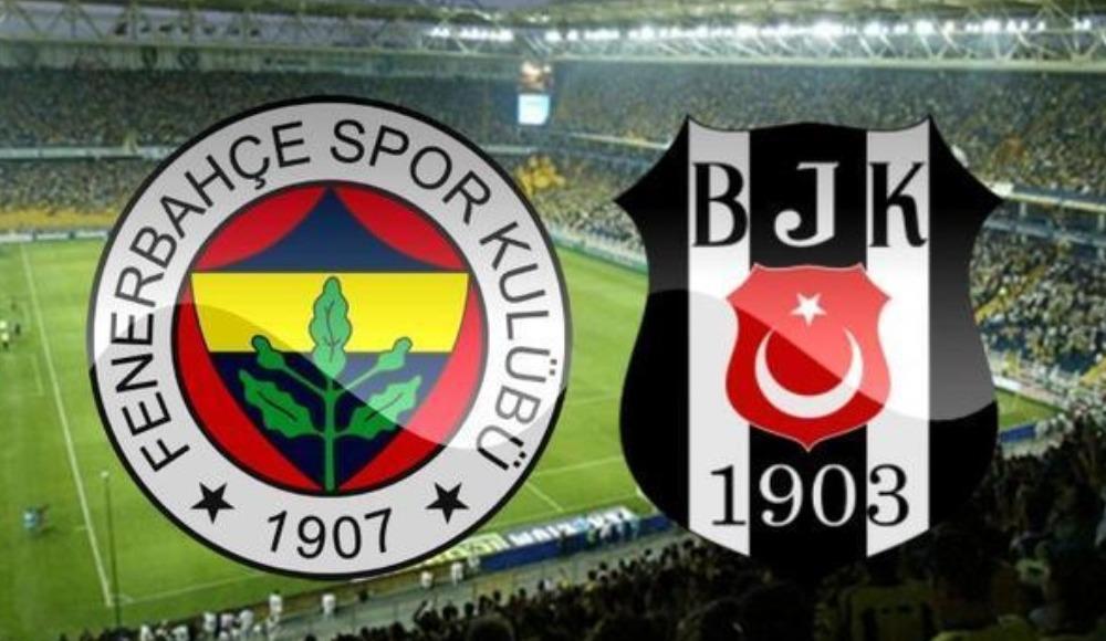 Fenerbahçe - Beşiktaş maçının oranları belli oldu