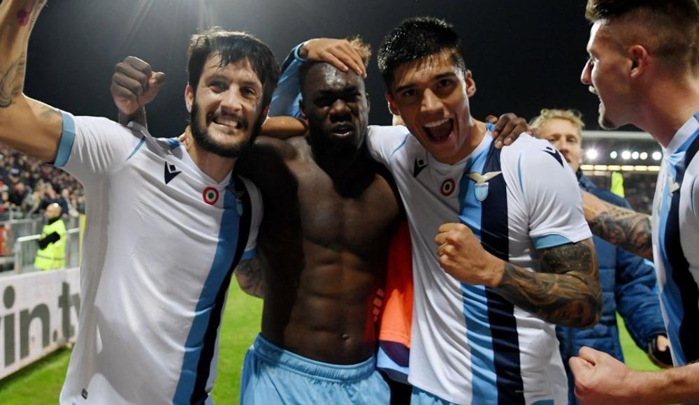 Dramatik maçta kazanan Lazio: 1-2!