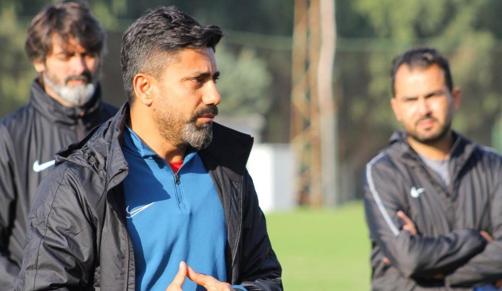 Hatayspor teknik direktörü Bayram Toysal'dan liderlik ve transfer açıklaması!