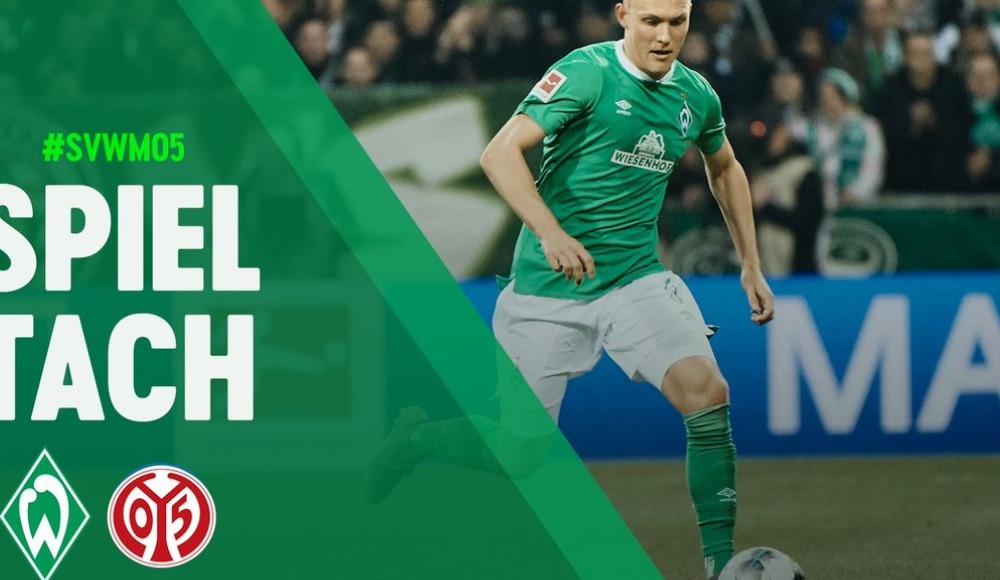 Werder Bremen - Mainz 05 (Canlı Skor)