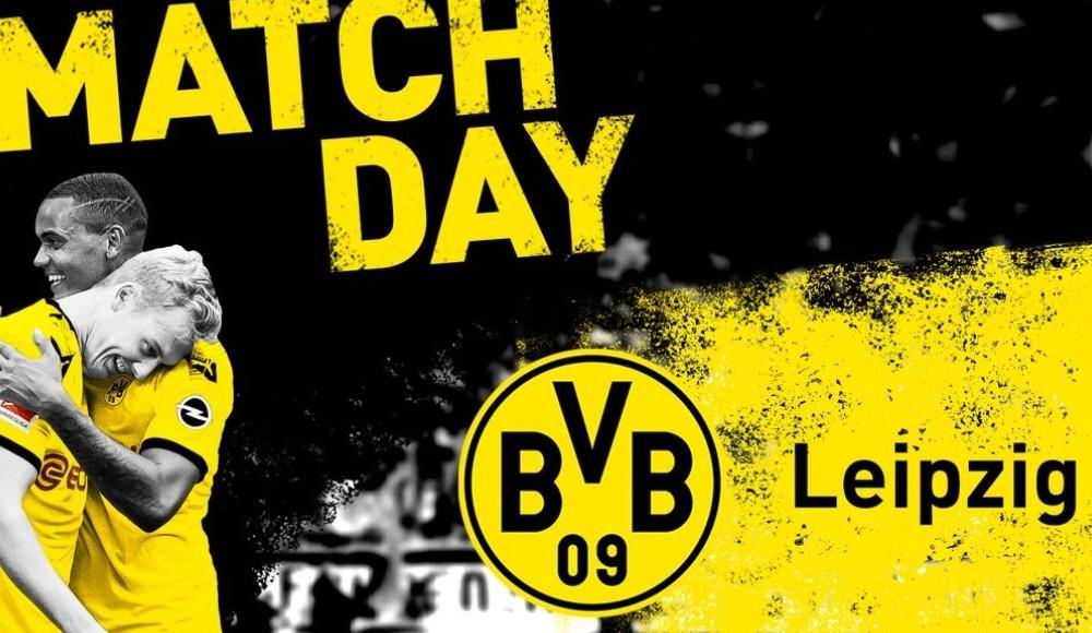 Borussia Dortmund - RB Leipzig (Canlı Skor)