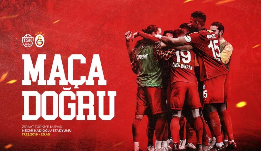 Tuzlaspor - Galatasaray (Canlı Skor)