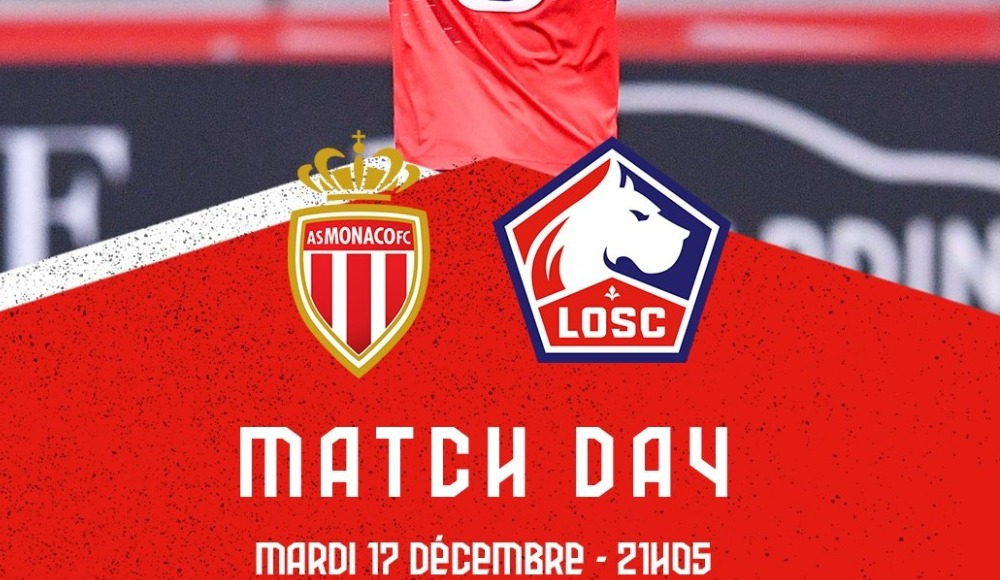 Monaco - Lille (Canlı Skor)