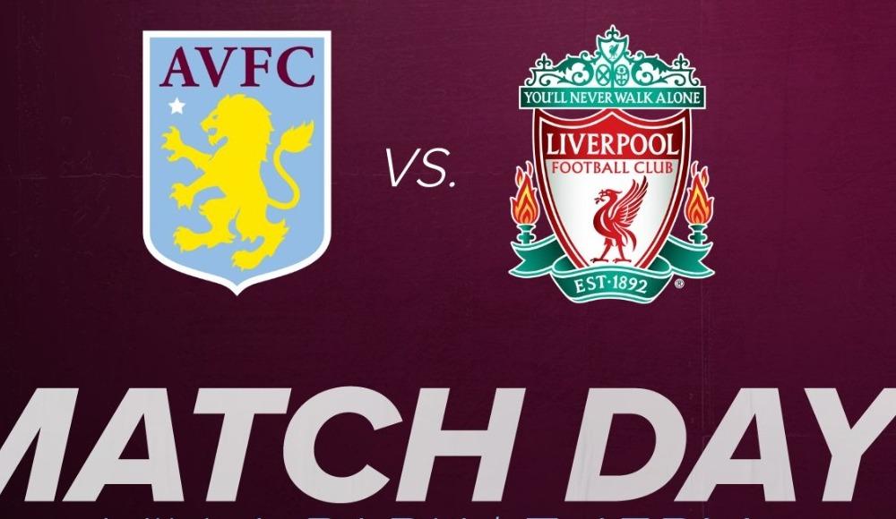 Aston Villa - Liverpool (Canlı Skor)