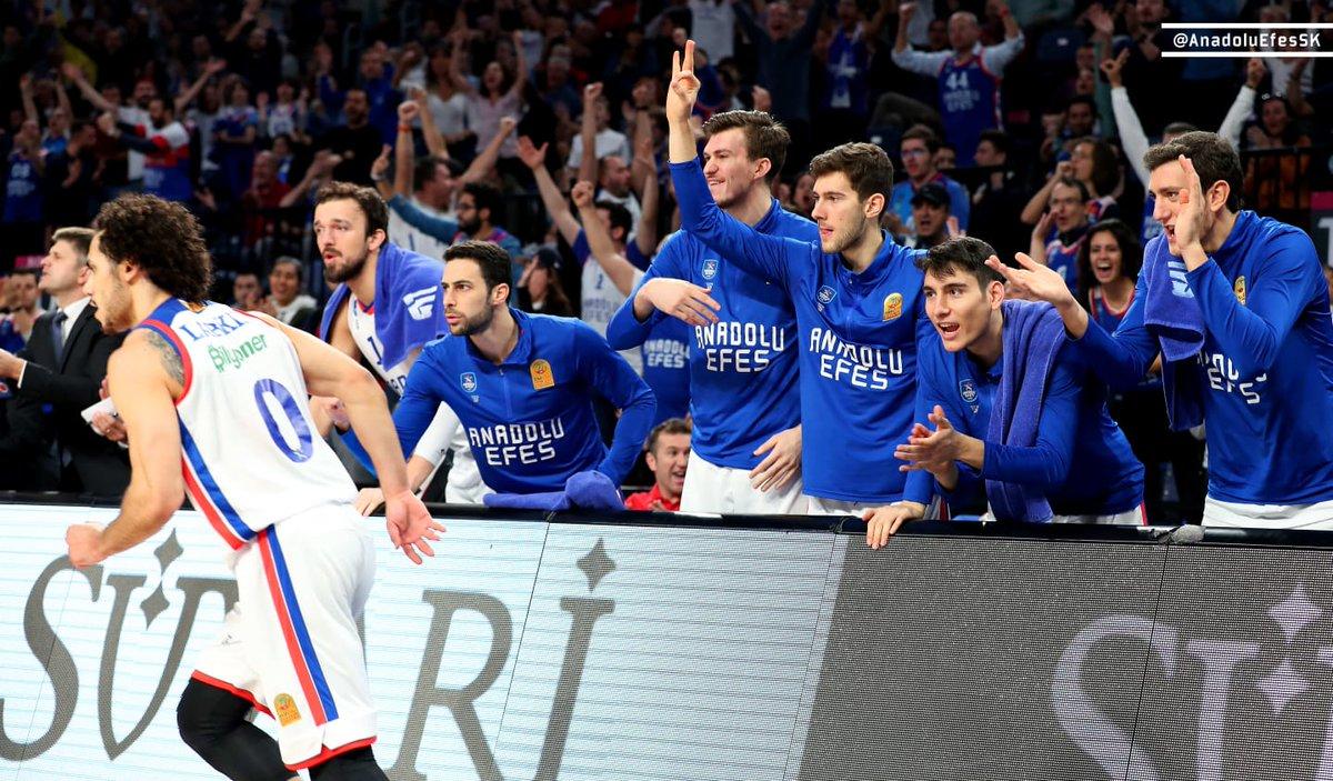 Barcelona Lassa - Anadolu Efes maçını hangi kanal yayınlayacak belli oldu