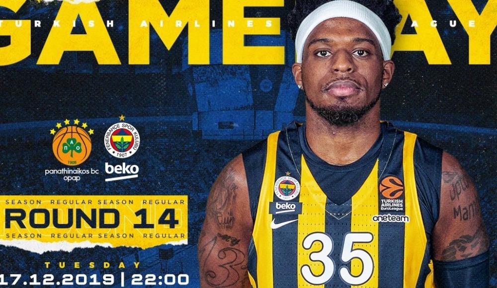Panathinaikos - Fenerbahçe Beko (Canlı Skor)
