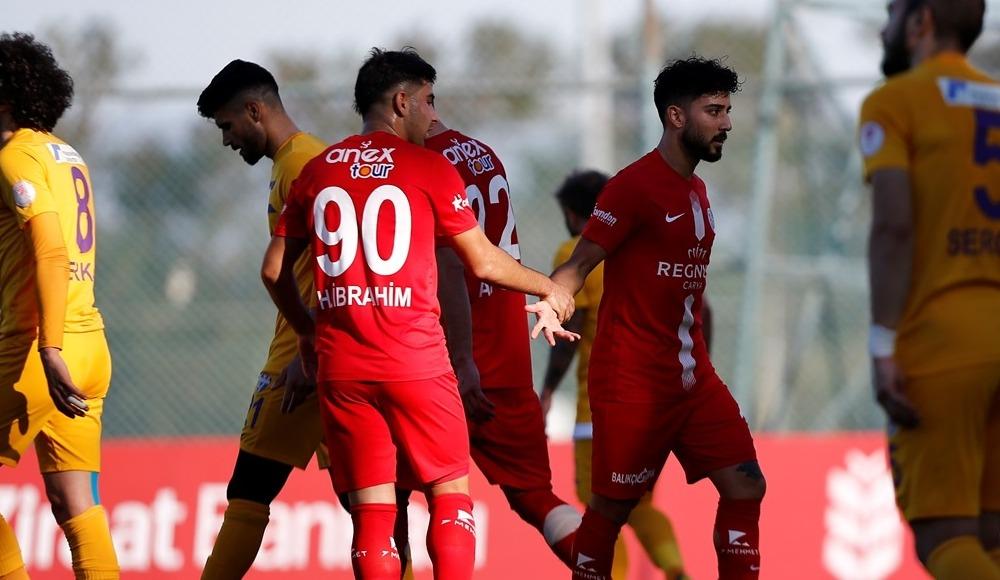 Antalyaspor kupada adını son 16'ya yazdırdı!