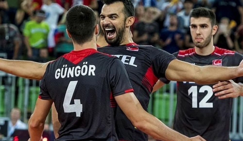 2020 CEV Erkekler Avrupa Altın Ligi'nin grupları belli oldu