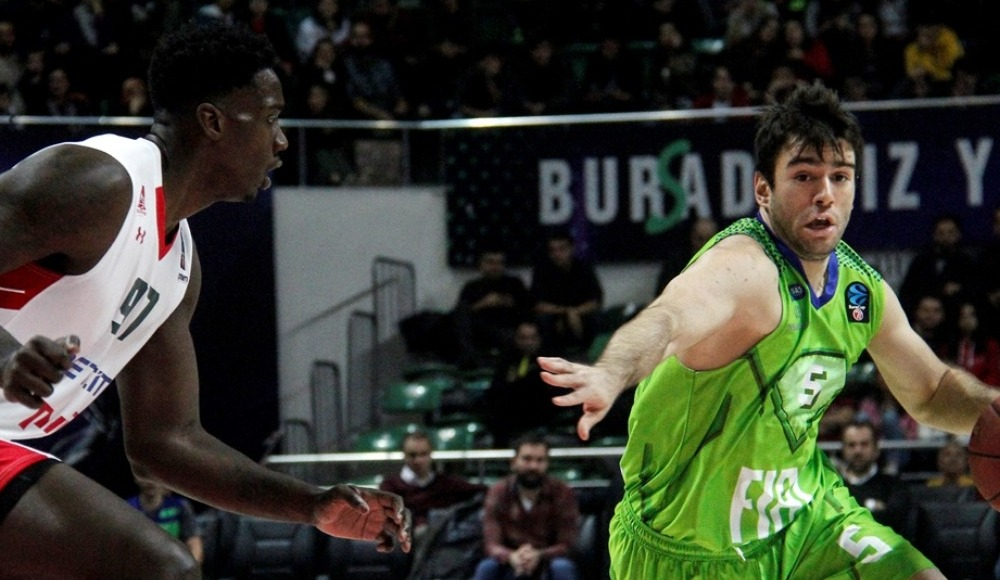 TOFAŞ, EuroCup'ta Top 16'ya yükseldi!