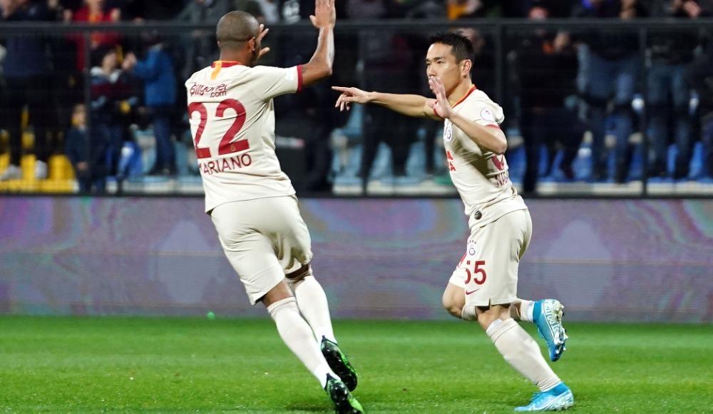 Yuto Nagatomo'dan bu sezonki ikinci gol