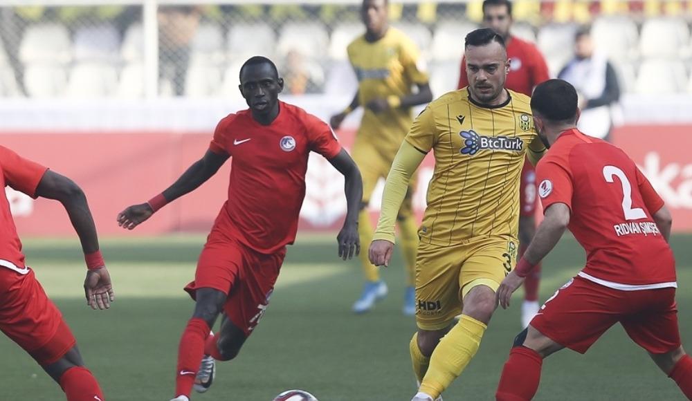 Yeni Malatyaspor, son 16'ya yükseldi! 2-2