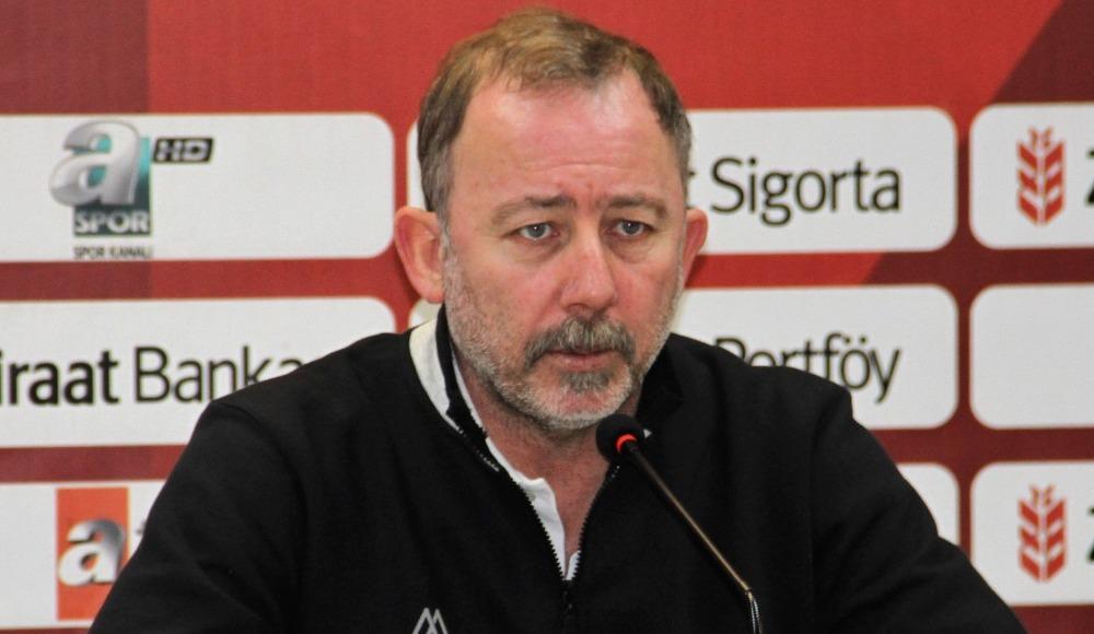 Sergen Yalçın Malatyaspor'dan ayrılıyor mu?