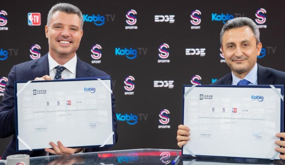 S Sport ve S Sport2 artık Kablo TV'de!