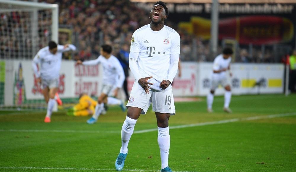 Bayern Münih deplasmanda kazandı!