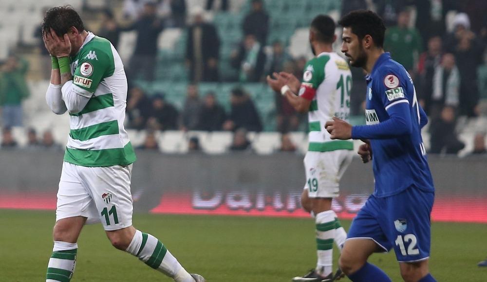 Erzurumspor mağlubiyete rağmen turladı