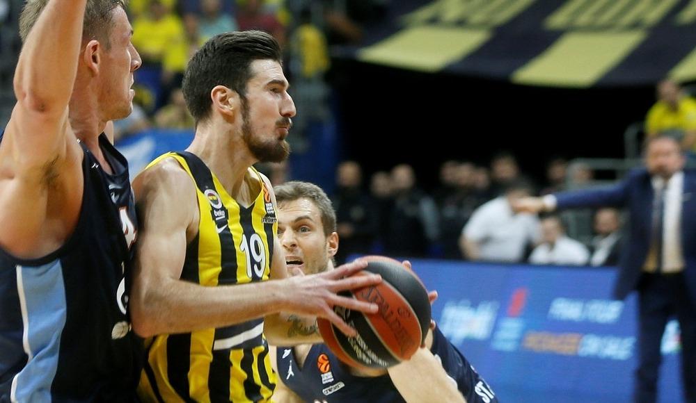 Zenit - Fenerbahçe Beko (Canlı Skor)